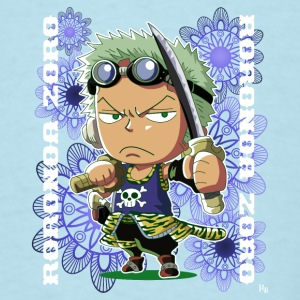 Chibi Zoro - Men's T-Shirt