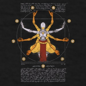 Vitruvian Omnic Mugs & Drinkware - Men's T-Shirt