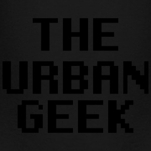The Urban Geek - Toddler Premium T-Shirt