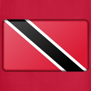 Flag of Trinidad and Tobago (bevelled) - Adjustable Apron
