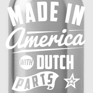 American Dutch T-Shirts - Water Bottle