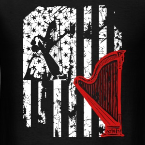 Harp Flag Shirt - Men's T-Shirt