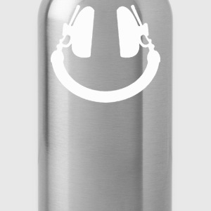 Music Headphone - Water Bottle