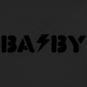 hard rock baby Baby Bodysuits - Men's Premium Long Sleeve T-Shirt