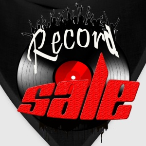 recrord sale - Bandana