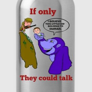 Harambe - Water Bottle