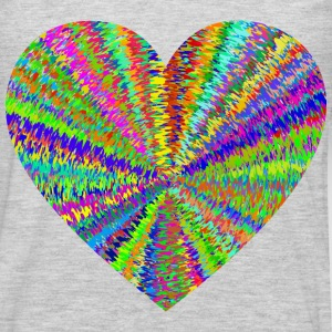 Groovy Heart - Men's Premium Long Sleeve T-Shirt