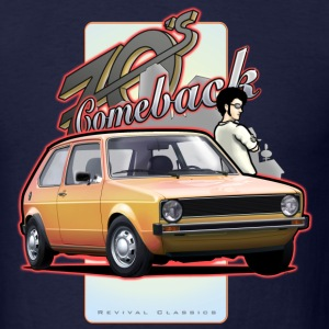 Mk1 Car - Comeback Hoodies - Men's T-Shirt