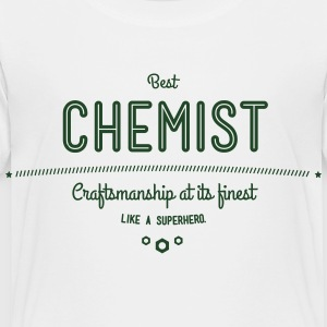 best chemist - craftsmanship at its finest Kids' Shirts - Toddler Premium T-Shirt
