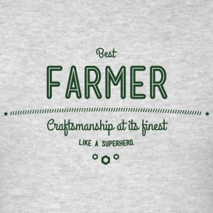 best farmer - craftsmanship at its finest Sportswear - Men's T-Shirt