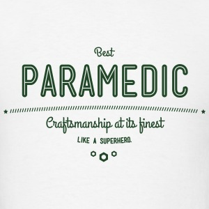 best paramedic - craftsmanship at its finest Tanks - Men's T-Shirt