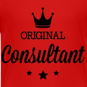 Original consultant Kids' Shirts - Toddler Premium T-Shirt