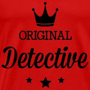 Original detective Tanks - Men's Premium T-Shirt