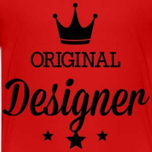 Original designer Kids' Shirts - Toddler Premium T-Shirt