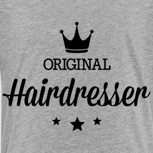 Original hairdresser Kids' Shirts - Toddler Premium T-Shirt