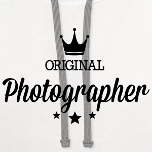 Original photographer Baby & Toddler Shirts - Contrast Hoodie