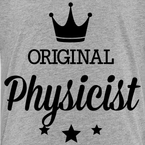 Original physicist Kids' Shirts - Toddler Premium T-Shirt