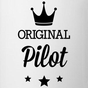 Original pilot Hoodies - Coffee/Tea Mug