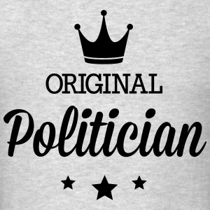 Original politician Long Sleeve Shirts - Men's T-Shirt