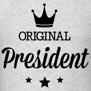 Original president Long Sleeve Shirts - Men's T-Shirt