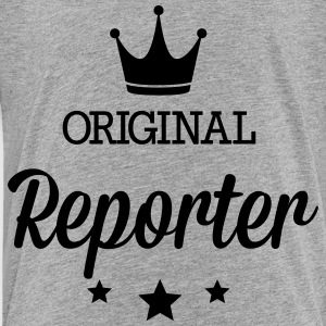 Original reporter Kids' Shirts - Toddler Premium T-Shirt