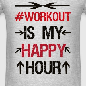 Workout - Men's T-Shirt