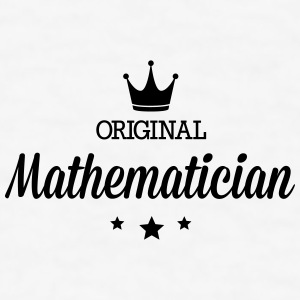 Original mathematician Accessories - Men's T-Shirt