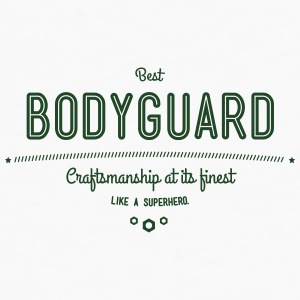 best bodyguard - craftsmanship at its finest Mugs & Drinkware - Men's Premium Long Sleeve T-Shirt