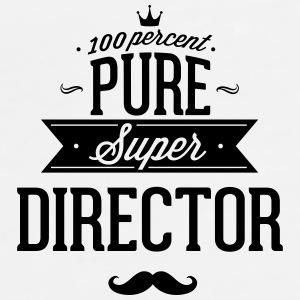 100 percent pure super director Phone & Tablet Cases - Men's Premium T-Shirt