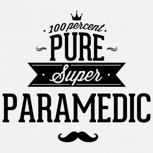 100 percent pure super paramedic Mugs & Drinkware - Men's Premium T-Shirt