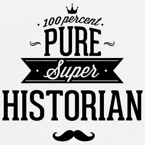 100 percent pure super historian Accessories - Men's Premium T-Shirt
