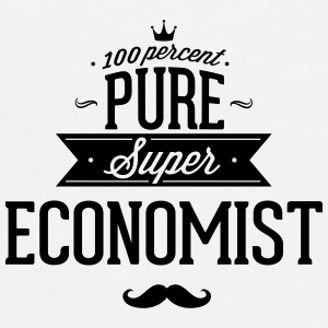 100 percent pure super economist Phone & Tablet Cases - Men's Premium T-Shirt