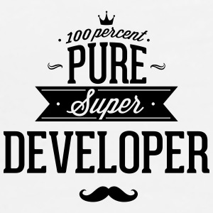 100 percent pure super developer Accessories - Men's Premium T-Shirt