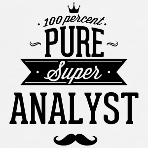 100 percent pure super analyst Accessories - Men's Premium T-Shirt