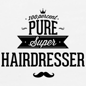 100 percent pure super hairdresser Accessories - Men's Premium T-Shirt