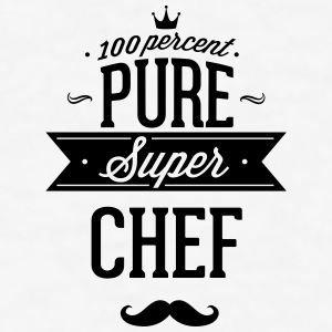 100 percent pure super chef Phone & Tablet Cases - Men's T-Shirt
