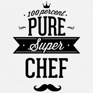 100 percent pure super chef Phone & Tablet Cases - Men's Premium T-Shirt