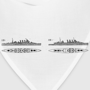 County Battleship - Bandana