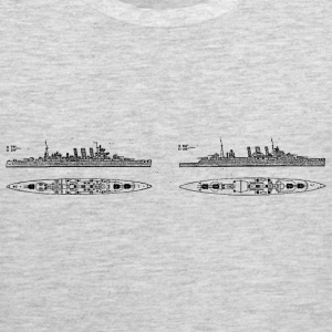 County Battleship - Men's Premium Tank
