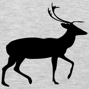 Stag - Men's Premium Long Sleeve T-Shirt