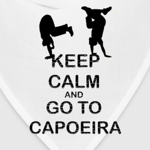 Keep Calm and go to Capoeira - Bandana