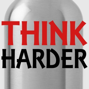 Think harder T-Shirts - Water Bottle