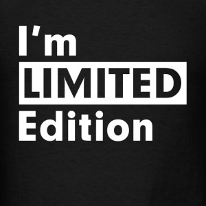 I'M LIMITED EDITION Tanks - Men's T-Shirt