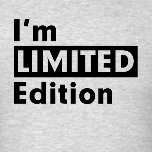 I'M LIMITED EDITION Sportswear - Men's T-Shirt