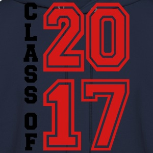 (Class of 2017) T-Shirts - Men's Hoodie
