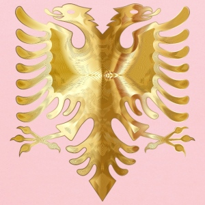 Golden Double Headed Eagle 2 - Kids' Hoodie