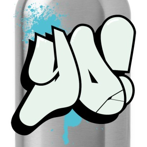 Yo Boyz Graffiti - Water Bottle