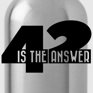 42 T-Shirts - Water Bottle