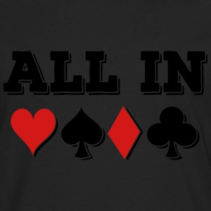 All in 2C T-Shirts - Men's Premium Long Sleeve T-Shirt