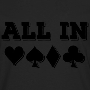 All in 1C T-Shirts - Men's Premium Long Sleeve T-Shirt